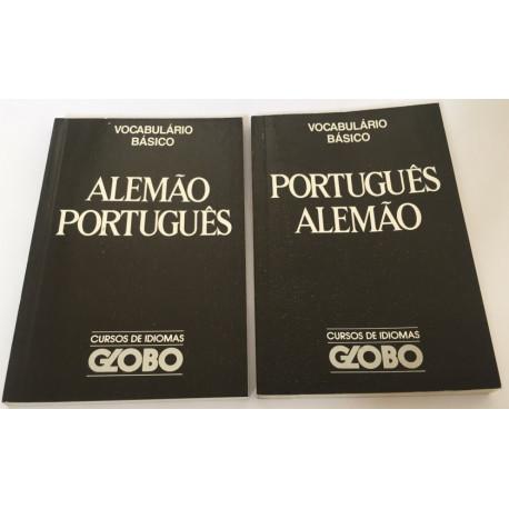 Minidicionário Vocabulário Básico - Alemão / Português / Alemão