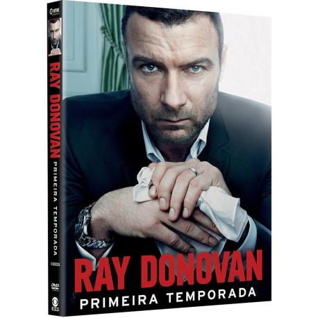 DVD: Ray Donavan - Primeira Temporada