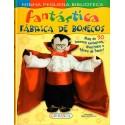 Livro: Minha Pequena Biblioteca - Fantástica Fábrica de Bonecos