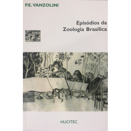Livro: Episódios da Zoologia Brasílica