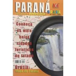 Guia Turístico e Rodoviário - Paraná