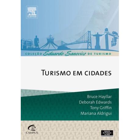 Livro: Turismo em Cidades