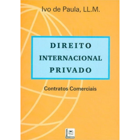 Livro: Direito Internacional Privado