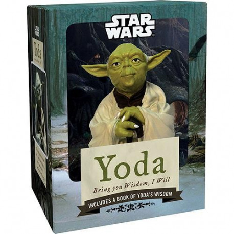 Livro - Yoda: Bring You Wisdom, I Will