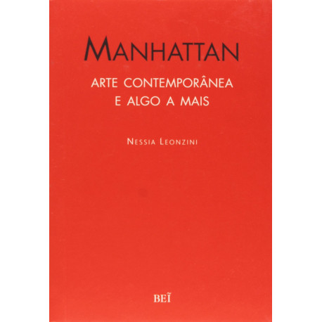 Livro: Manhattan - Arte Contemporânea E Algo Mais