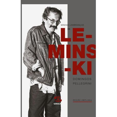Livro: Minhas Lembranças de Leminski