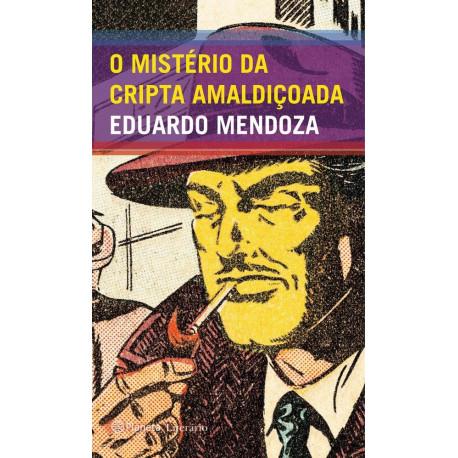 Livro - O Mistério Da Cripta Amaldiçoada