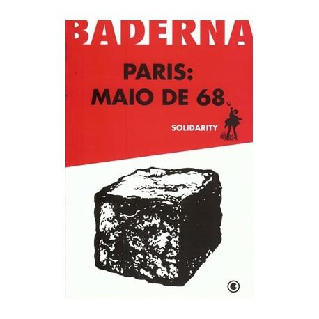 Livro: Paris - Maio de 68