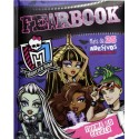 Livro: Monster High - Fearbook