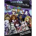 Livro: Monster High - Minha Vida Monstruosa