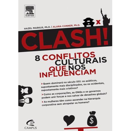 Livro: Clash! - 8 Conflitos Culturais que nos Influenciam