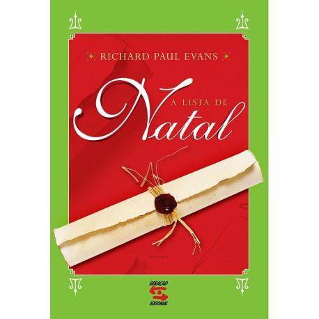 Livro: A Lista de Natal