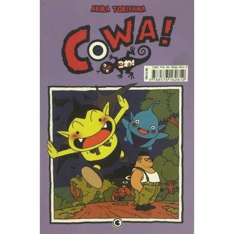 Livro: Cowa!