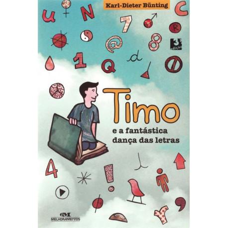Livro: Timo e a Fantástica Dança das Letras