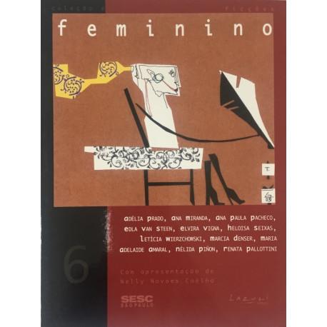 Livro: Coleção e Ficções - Feminino