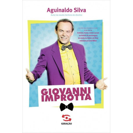 Livro: Prendam Giovanni Improtta