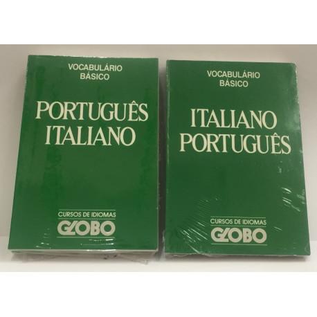 Minidicionário Vocabulário Básico: Italiano / Português / Italiano