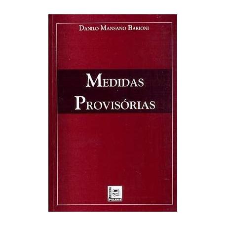 Livro: Medidas Provisórias