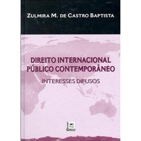 Livro - Direito Internacional Público Contemporâneo: Interesses Difusos