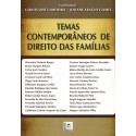 Livro: Temas Contemporâneos de Direito das Famílias