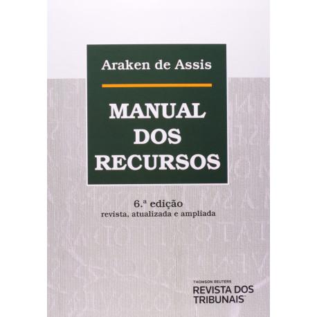 Livro: Manual Dos Recursos