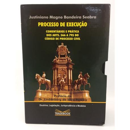 Livro: Processo de Execução - Doutrina, Legislação, Jurisprudência e Modelos