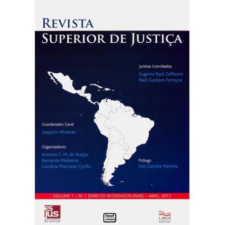 Livro: Revista Superior de Justiça