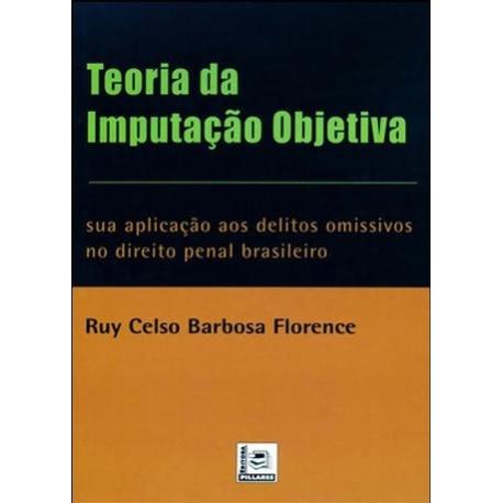 Livro: Teoria da Imputação Objetiva