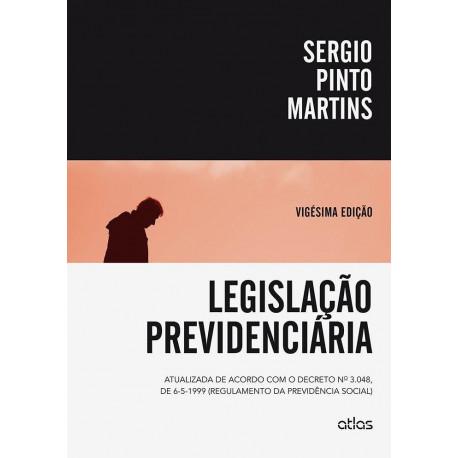 Livro: Legislação Previdenciária