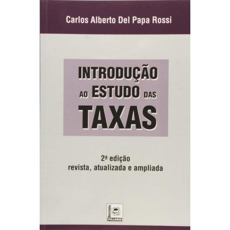 Livro: Introdução Ao Estudo Das Taxas