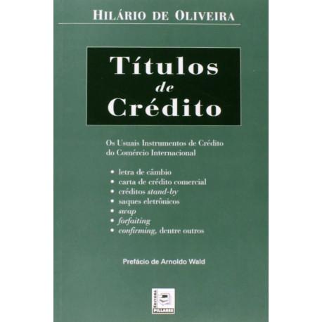 Livro: Títulos de Crédito