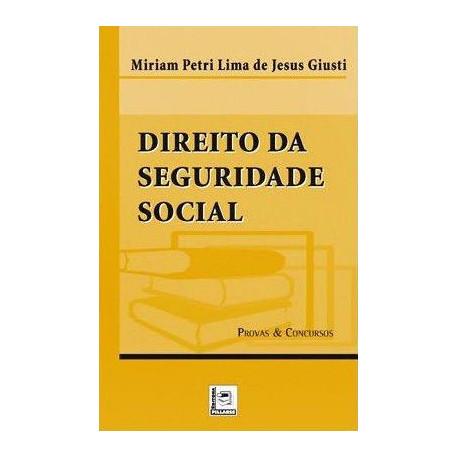 Livro: Direito da Seguridade Social
