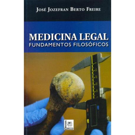 Livro: Medicina Legal - Fundamentos Filosóficos