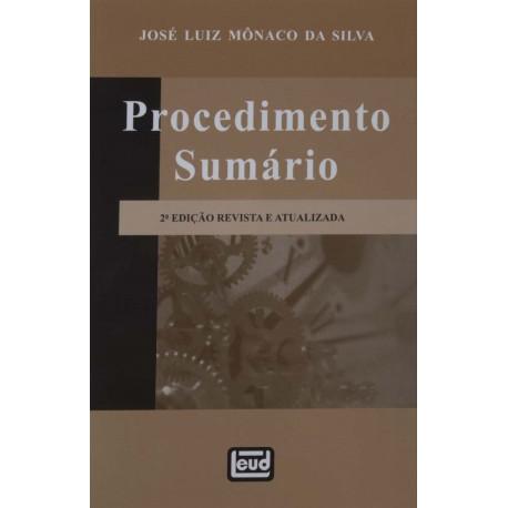 Livro: Procedimento Sumário - 2ª Edição 2006
