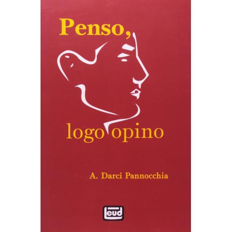 Livro: Penso, Logo Opino