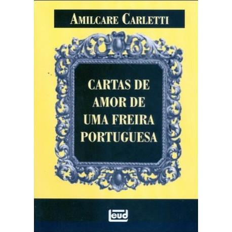 Livro: Cartas de Amor de Uma Freira Portuguesa