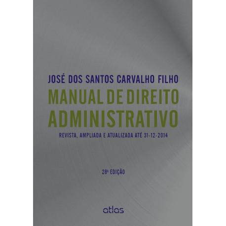 Livro: Manual de Direito Administrativo