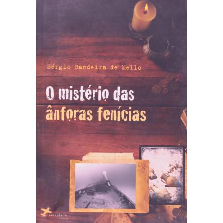 Livro: O Mistério das Ânforas Fenícias