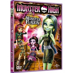 DVD: Monster High - Monster Fusion