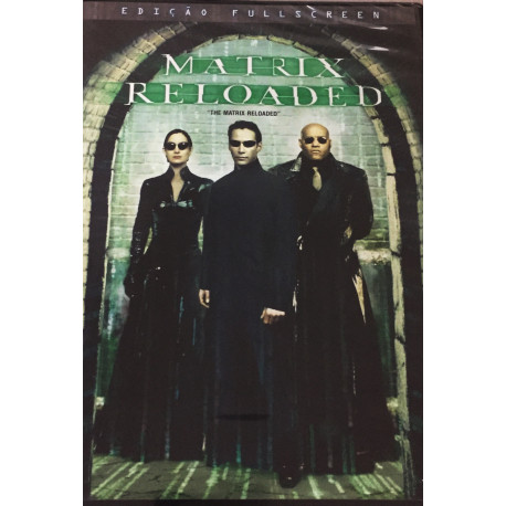 DVD: Matrix Reloaded