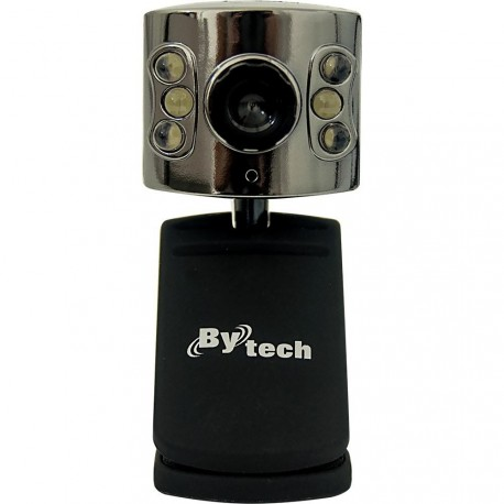 Web Cam By Tech Pend Slim 1.3 Mega com Light