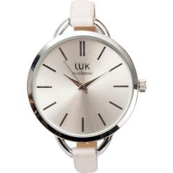 Relógio Feminino LUK Analógico Clássico GS1ELWJ5097WH