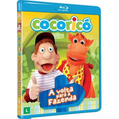 Blu-Ray: Cocoricó - A Volta Para a Fazenda