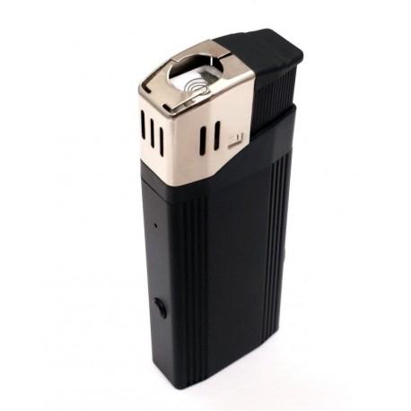 Isqueiro Espião com Lanterna e Mini Câmera Filmadora - 16 GB