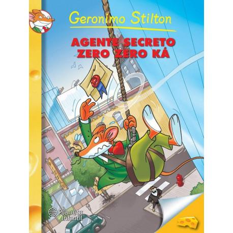 Livro: Agente Secreto Zero Zero Ká