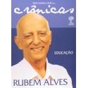 Livro: Crônicas De Educação de Rubem Alves - Volume 1