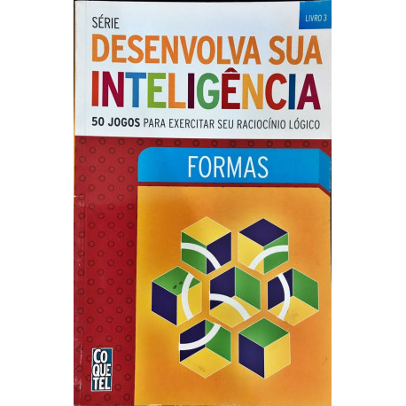 Livro: Desenvolva Sua Inteligência - Volume 3