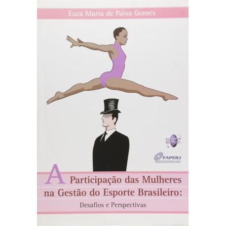Livro: A Participação das Mulheres na Gestão do Esporte Brasileiro