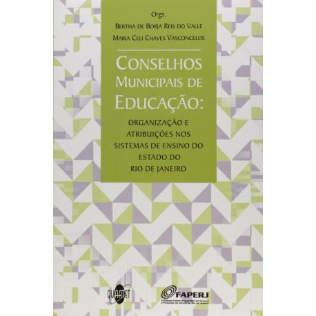 Livro: Conselhos Municipais de Educação