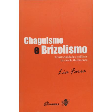 Livro: Chaguismo e Brizolismo - Territorialidades Políticas da Escola Fluminense
